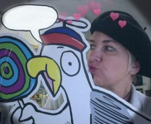 lolly-bird