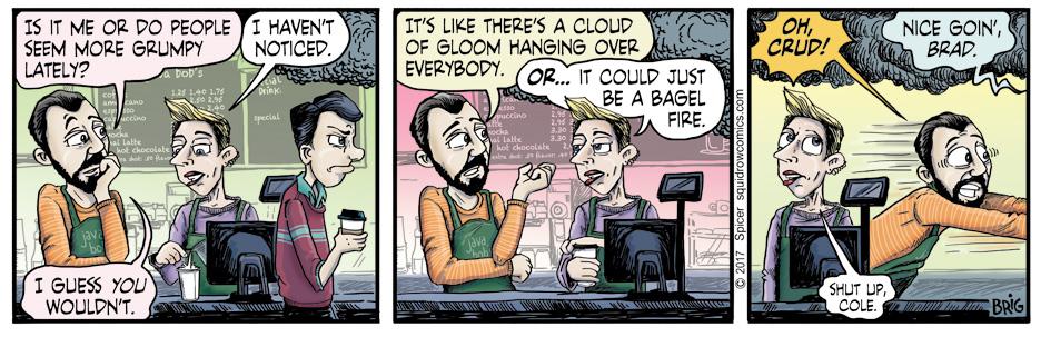 Gloomy Customers