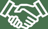 Handshake by anbileru adaleru from the Noun Project