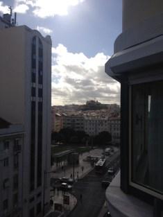 A Street in Lisbon
