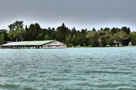 lake view of Ryde Marina