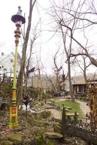 view of the main yard