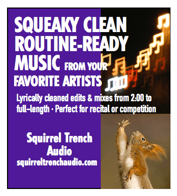 choreography | Squirrel Trench Audio