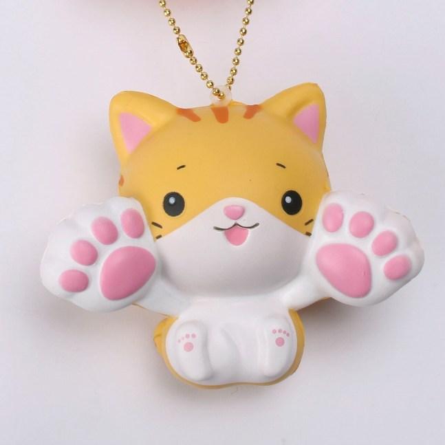 Soft And Squishy Cat Vine : Soft Cat Mascot - Squishy Japan