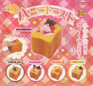 J.Dream Honey Toast