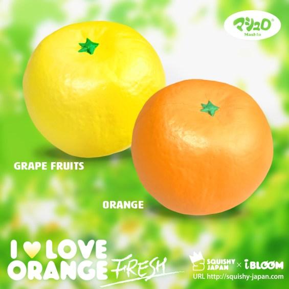 I Love Orange Fresh