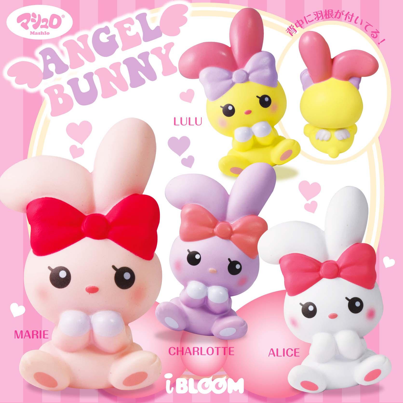 IBloom – Angel Bunny