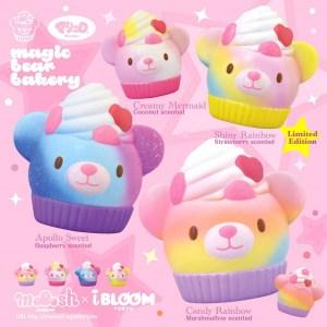 Squishy Cake Ibloom : Squishy Japan Squishy Shop, IBloom, Chawa, Punimaru, Slow riser... shop online store