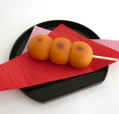Mother Garden – MITARASHI DANGO DUMPLING