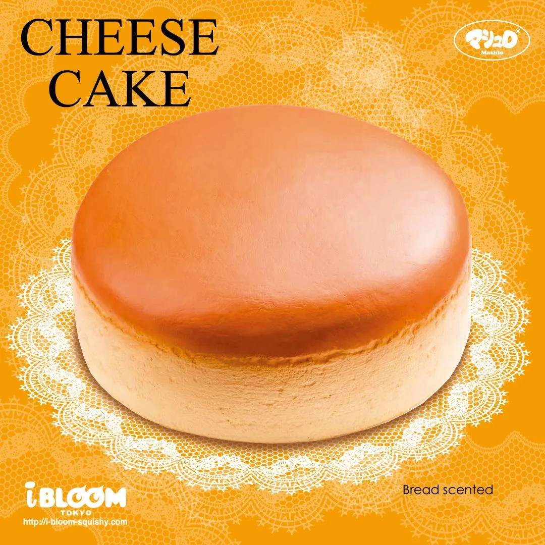 IBloom – CHEESE CAKE