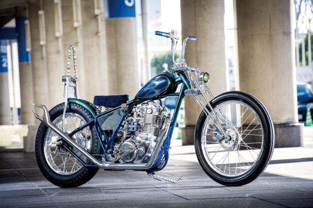 CANDY Motorcycle Laboratory_SR chopper