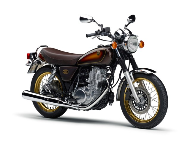 YAMAHA SR400 40th Anniversary Edition