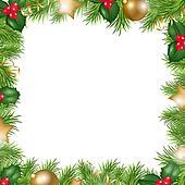 Christmas Border Clipart Royalty Free 11177 Christmas