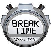 Break time Clipart and Illustration. 1,200 break time clip ... (170 x 163 Pixel)