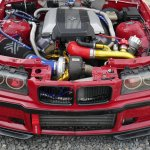 Drift Car Bmw E36 344i Turbo 470 540hp 700nm Pandem Bodykit Driftworks Forum