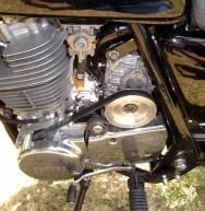 Gary's supercharged SR, Bethanga 2012
