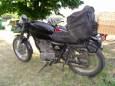 Gaz's SR500, Bethanga 2012