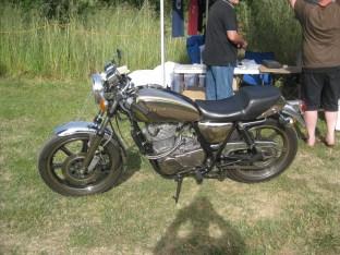 Chris Manhal's Nickelbike, Bethanga 2012