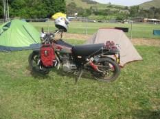 XT500, Bethanga 2012