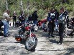 Club ride, Elliot Way (NSW), 2002 Rally