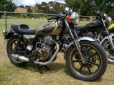 Chris Manhal's Nickelbike, Bethanga 2013