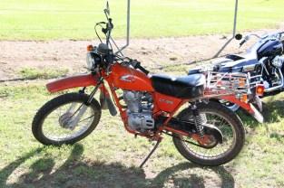 Honda CT125, Bethanga 2015