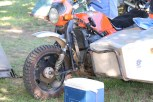 Ross 'Slab' White's 2WD K100 outfit, Bethanga 2015