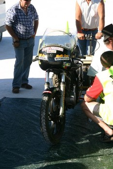 NEVCO Racing SR500, Speed Week 2013