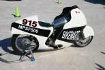 Brian Fullard's TT500, Speed Week 2013