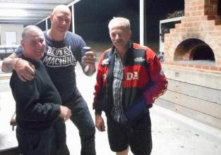 Manny, Ronnie & Rob, Bethanga 2015