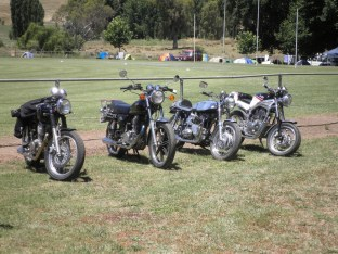 Show 'n' Shine line-up begins, Bethanga 2015