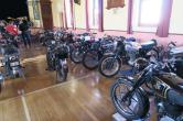 British Motorcycle Club of Tasmania classic motorcycle show, Richmond.