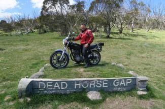 Dead Horse Gap, Kosciuszko - on the Alpine Way, near Thredbo, NSW.
