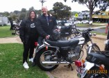 Ashlee & Mathew at Flinders, 2020
