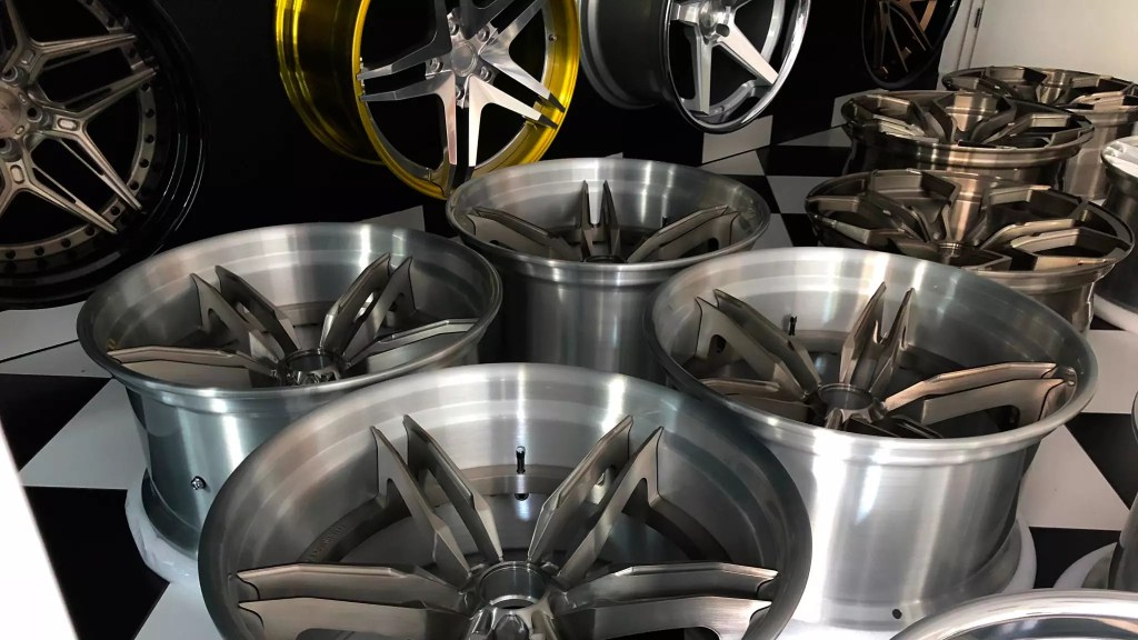 Audi S5 wide body kit SR66 - work in progress - Turismo Forged wheels