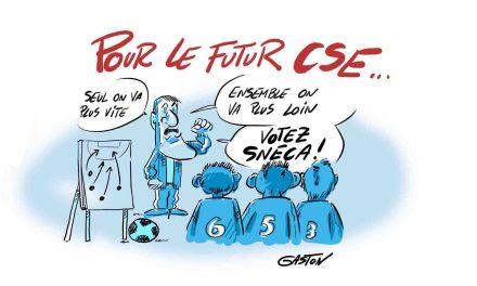 Les élections professionnelles dans la CR Sud Rhône Alpes – c'est parti