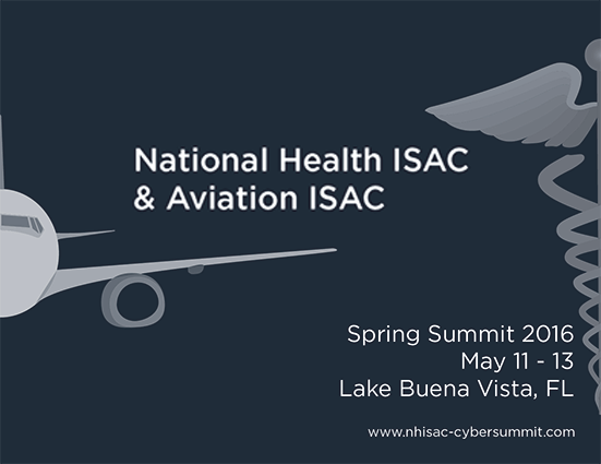 Security Risk Advisors present at National Health ISAC & Aviation ISAC