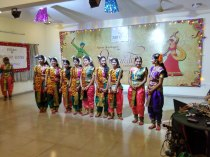Talented Chinmaya School Children