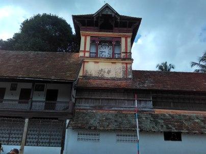 Kuthira Maliga Clock Tower