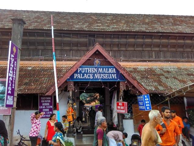 Kuthira Maliga palace Museum