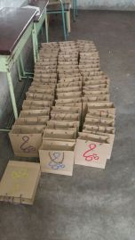 Most no of Paper Bags by Kishore