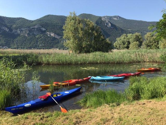 Il Lago d'Iseo è il miglior posto in Lombardia per fare sport acquatici