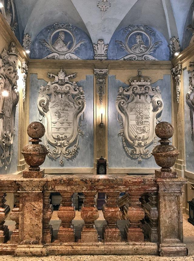Una delle meraviglie dell'Italia da vedere è il Palazzo Borromeo dell'Isola Bella