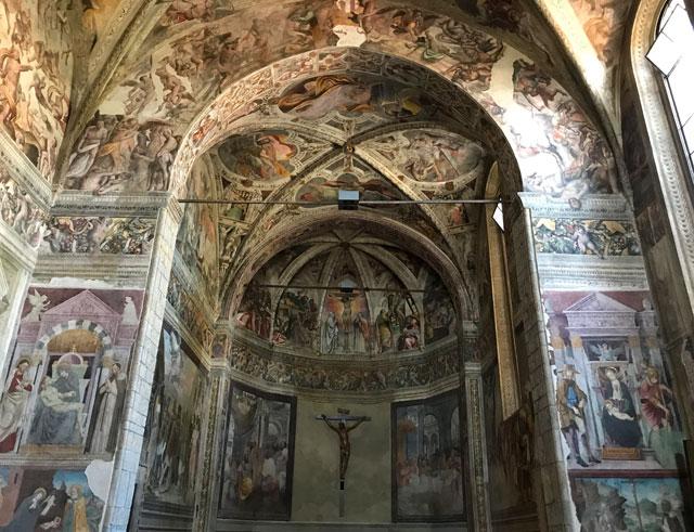 Brescia è una città ricca di bellissime chiese da visitare