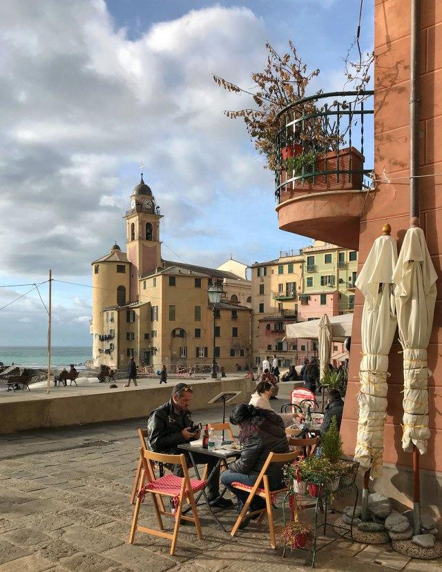 Camogli è uno dei posti da visitare in Liguria per un weekend di relax