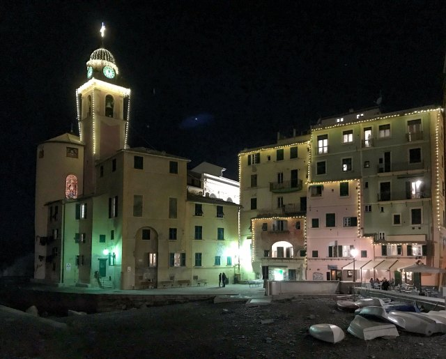 Camogli è uno dei posti da visitare per un weekend di relax in Liguria