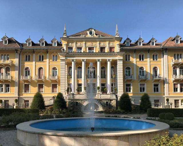 Il Grand Hotel Imperial, lussuoso hotel per chi visita Levico Terme
