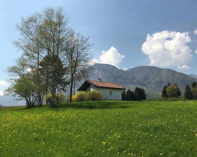 Visitare la Valsugana e il Trentino consente di ammirare paesaggi meravigliosi