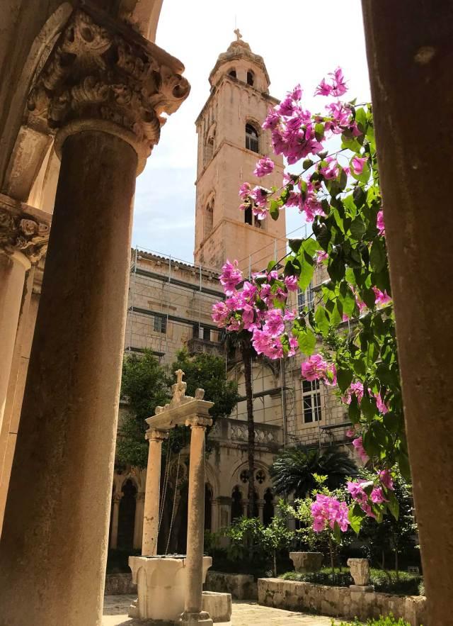 Un'oasi di pace all'interno di Dubrovnik
