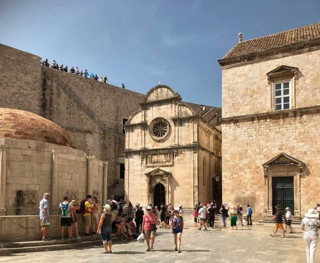 Una città da visitare Dubrovnik!